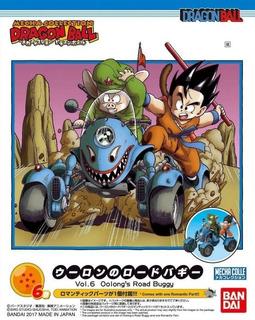 Dragon Ball Mecha Collection Vol 6 Oolong Road Buggy