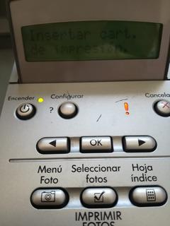 Impresora Multifuncion Hp Psc1610 Al In One Leer Descripcion