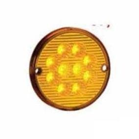 Lanterna Traseira 10 Leds 2071 24v- Kit Com 02 Pçs