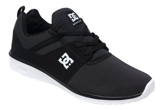 Zapatillas Dc Shoes Heathrow Black Para Hombre Talla 40.5