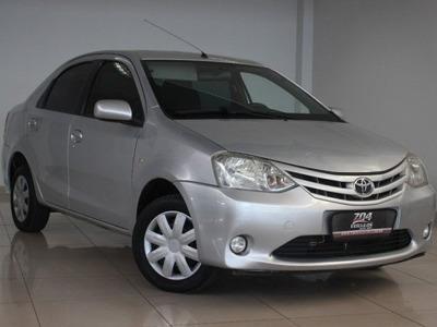 Toyota Etios Sedan Xs 1.5 16v Flex, Jkk6139