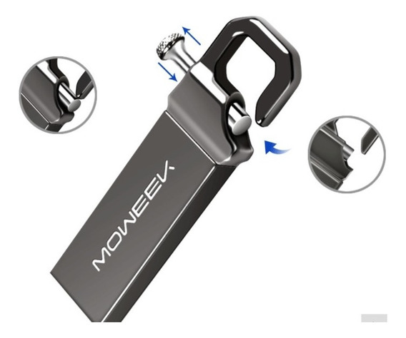 Kit 20 Unidades Pen Drive 32gb Usb 2.0 Material Metal