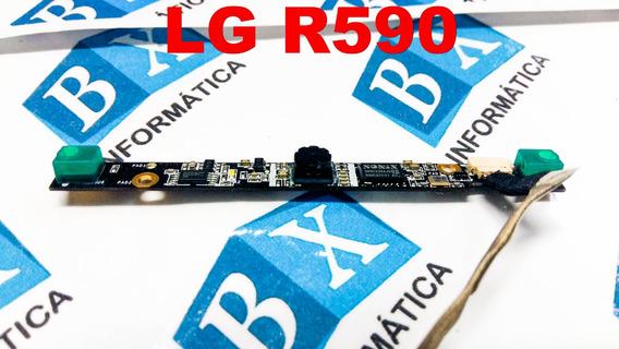 Webcam + Flat Lg R590