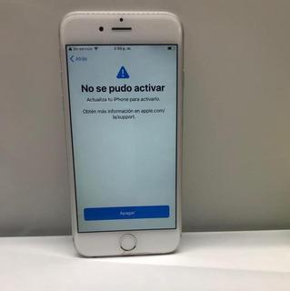 Celular Apple iPhone 6 Silver 16gb Bloqueado Usado Detalle