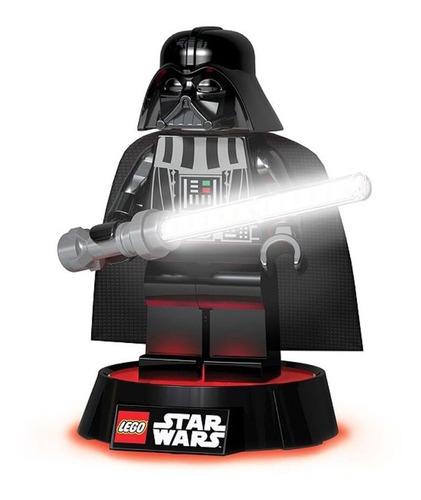 Imagen 1 de 3 de Lámpara Para Escritorio Darth Vader
