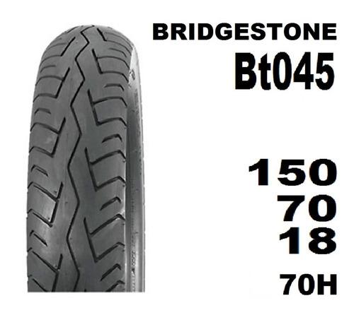 Bridgestone Battlax 045 150 70 18 70h - Envio Gratis