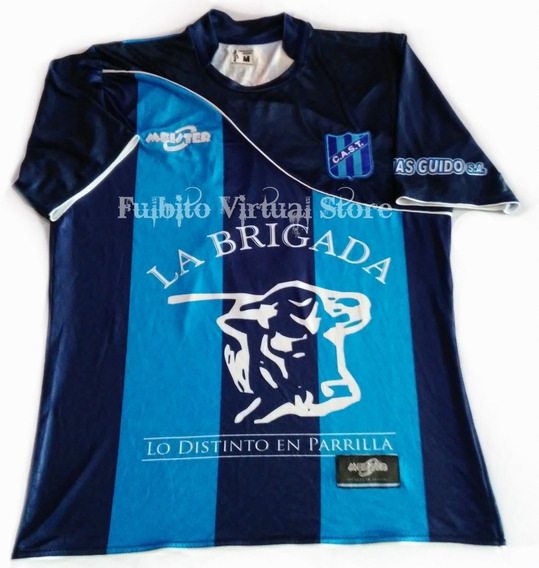 Camiseta De San Telmo Meister 2010 Titular