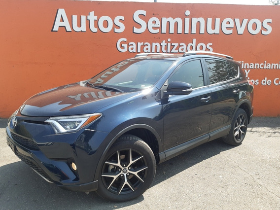 Toyota Rav4 2.5 Se 4wd At 2017 (504 E)