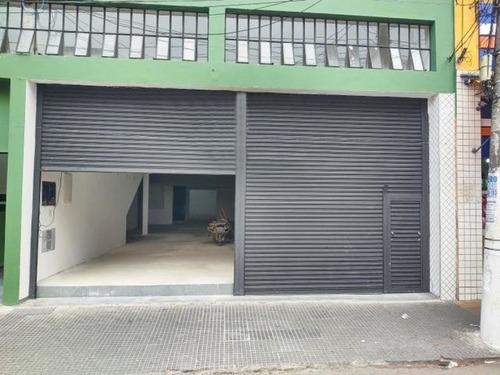 Locação Salão - Santo Amaro, São Paulo-sp - Rr4274