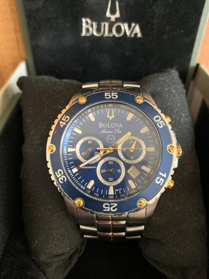 Relógio Bulova Marine Star Masculino