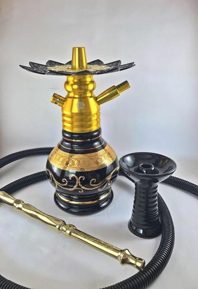 Narguilé Triton Zip/alali Dragon/amazon Vaso Titan Zouk