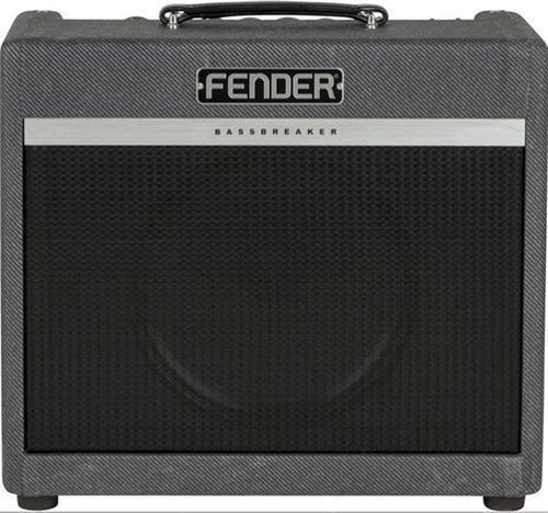 Amplificador Fender Bassbreaker 15 - Valvular Combo 15w