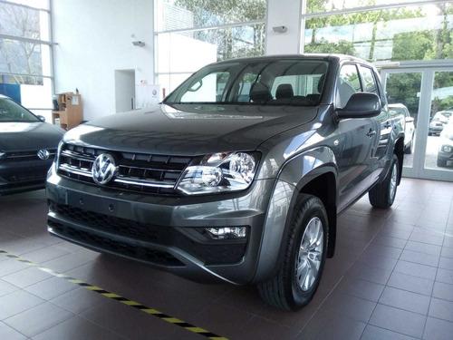Volkswagen Amarok 0km Vw 2021 Anticipo Y Cuotas Tasa 0% M-