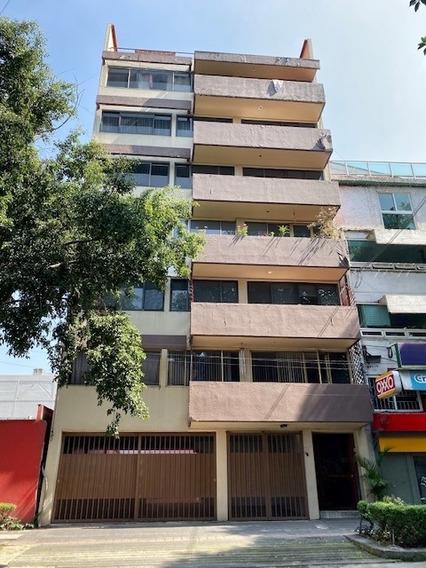 Rento Departamento Muy Bien Ubicado En Colonia Juárez