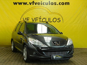 Peugeot 207 Sw Xs-a 1.6 16v (tip) Flex 4p 2009