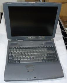 Notebook Toshiba Pa5253u-56cw8 - Defeito!