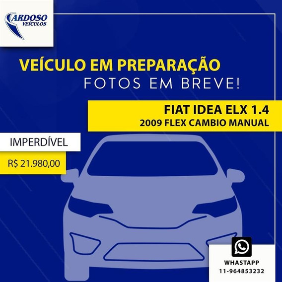 Fiat Idea Elx 1.4 (flex) Flex Manual