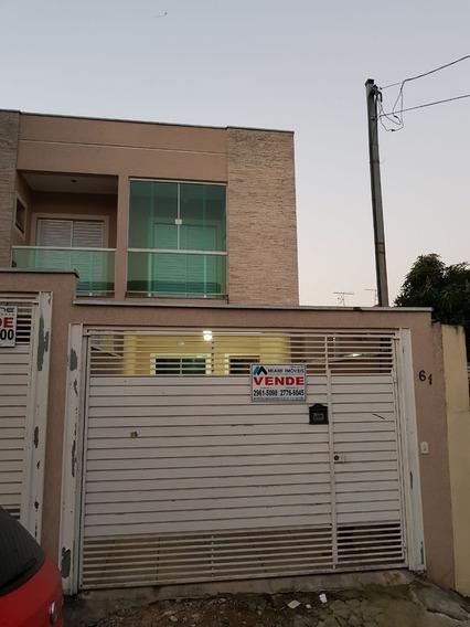 Casa Com 3 Dormitórios (sendo 1 Closet), Moveis Planejados.