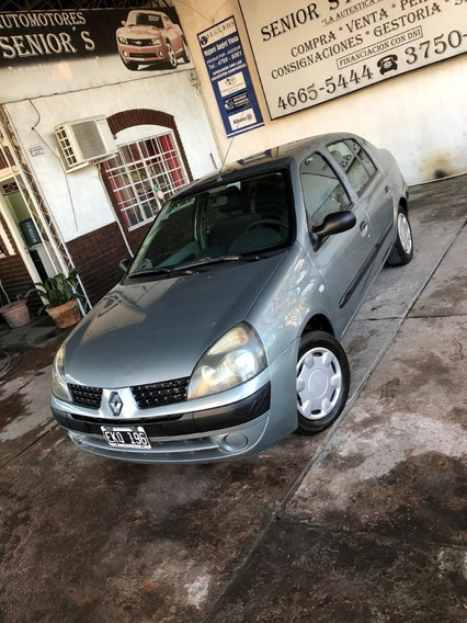 Renault Clio 1.6 16v Nafta Full Gnc 2004