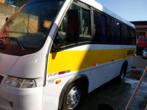 Micro Ônibus V6 Volare 2003