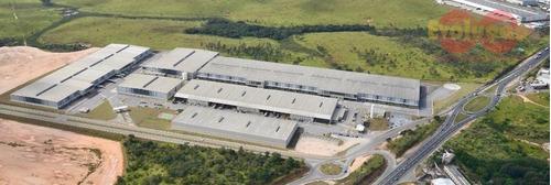 Galpão Industrial - Condomínio Bussiner Park Jundiai - Ga0079