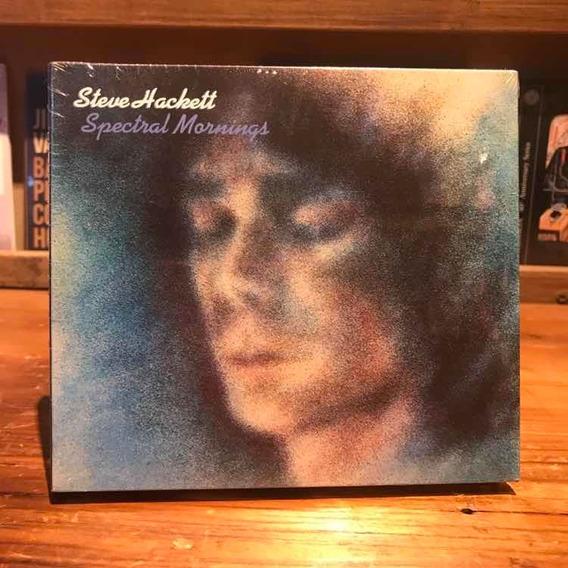 Steve Hackett Spectral Mornings Deluxe 2 Cd + Dvda