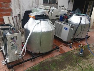Chillers Enfriador De Liquidos .cerveza .plasticos.etc