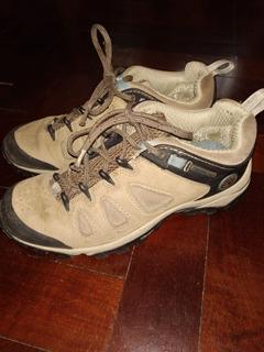 Zapatillas Timberland De Mujer - Impecables - Oferta!