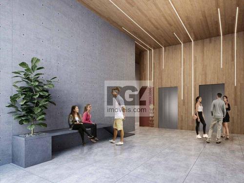 Studio - Novo - Ao Lado Do Shop. Frei Caneca - Lazer No Rooftop - R$ 325.000 - St0027