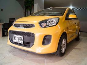 Taxi Kia Ion 2017 Tax Individual Envigado Credito Directo.