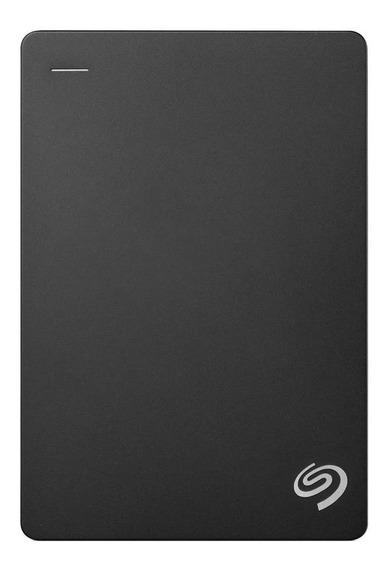 Disco rígido externo Seagate Backup Plus Slim STDR1000100 1TB preto