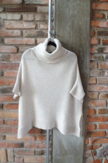 Sweater Tipo Poncho Unisex