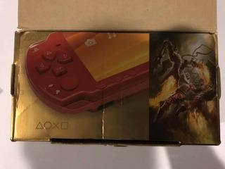 Consola Sony Psp Edición God Of War!!! En Caja
