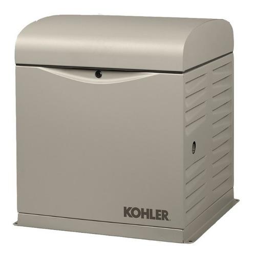 Grupo Electrógeno Generador Kohler 10kva Gas Cabinado Eeuu