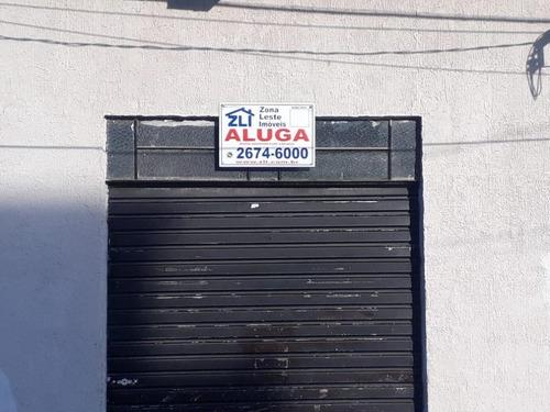 Imagem 1 de 5 de Salão Para Alugar, 30 M² Por R$ 1.200,00/mês - Cidade Continental - São Paulo/sp - Sl0912