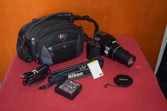 Câmera Nikon Coolpix P100