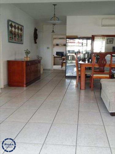 Casa Com 4 Dorms, Campo Grande, Santos - R$ 1.100.000,00, 300m² - Codigo: 6405 - V6405