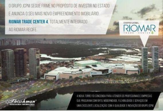 Sala À Venda, 26 M² Por R$ 246.000 - Pina - Recife/pe - Sa0193