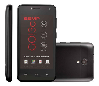 Smartphone Semp Go 3c 8gb 512mb Ram 3g Com Bluetooth Go 3c