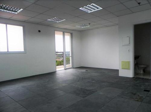 Sala Comercial Para Locação, Pinheiros, São Paulo. - Sa0260