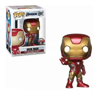 Funko Pop Iron Man #467 Marvel Avnegers