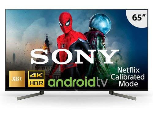 Smarttv 4k Sony 65 Ultra Chromecast Surround Xbr-65x955g