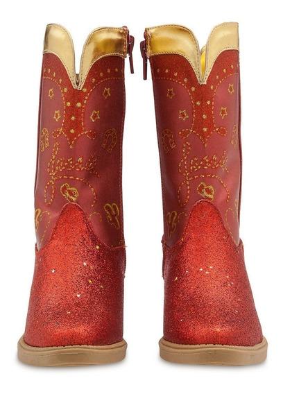 Bota Jessie Toy Story Original Da Disney Store P/entrega