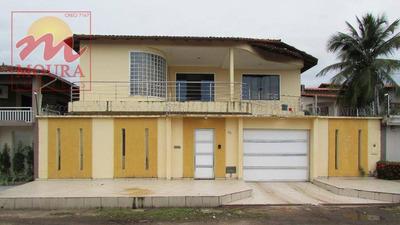 Casa Com 3 Dormitórios À Venda, 274 M² Por R$ 800.000 - Jardim Marco Zero - Macapá/ap - Ca0482