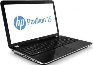 Hp Pavilion 15-n028us 15 Portátil Amd Quad Core A6-5200