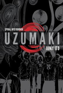 Libro Uzumaki Por Junji Ito Edicion Lujo (pasta Dura) Manga