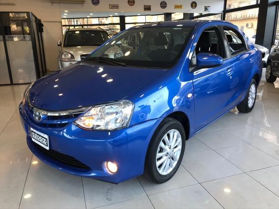 Toyota Etios 1.5 Xls Full 4 Ptas 2014 Autosap San Isidro