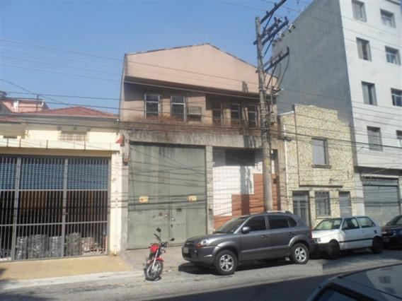 Galpão A Venda Belenzinho, São Paulo - V4007 - 33146820