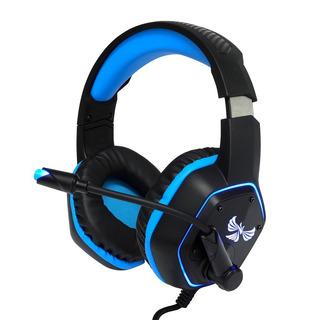 Audífonos Gamer Tech K-x15 Para Ps4 Y Pc Sonido 7.1 Led