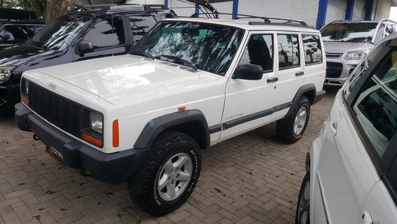 Jeep Cherokee 4.0 Rubicon 4x4 6i 12v Gasolina 4p